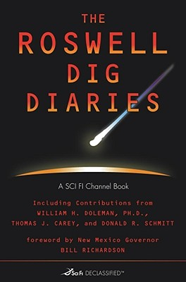 Image for Roswell Dig Diaries (Sci Fi Declassified)