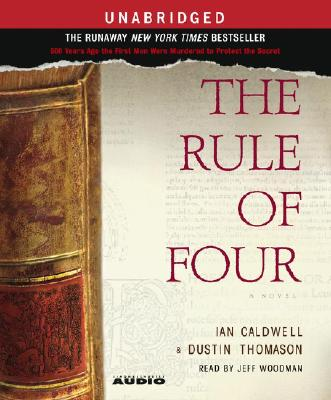 Image for RULE OF FOUR UNABRIDGED ON 11 CDS