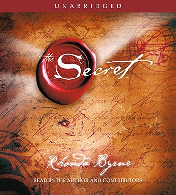 Image for The Secret: Unabridged Audio CD read by the Author and Contributors