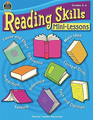 Image for Reading Skills Mini-Lessons