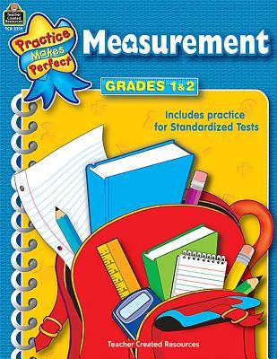 Image for Measurement Grades 1-2: Measurement Grades 1 & 2 (Mathematics)