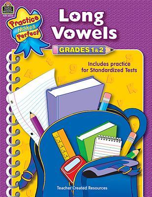 Image for Long Vowels Grades 1-2 (Phonics)