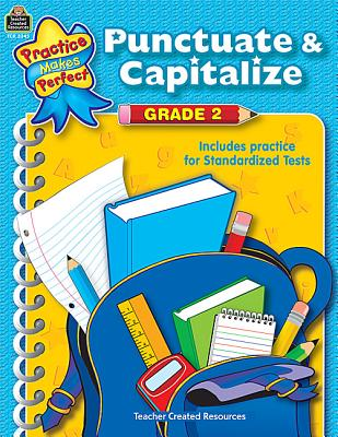 Image for Punctuate & Capitalize Grade 2: Grade 2 (Language Arts)