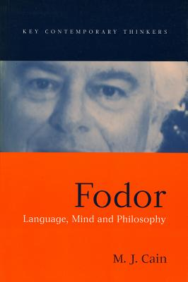 Image for Fodor: Language, Mind and Philosophy