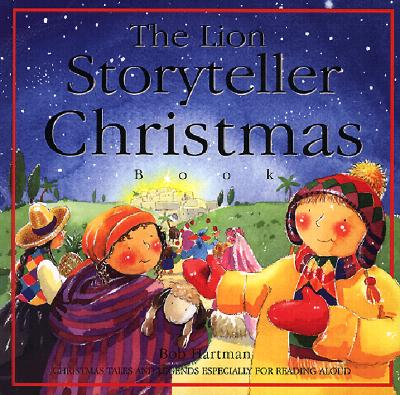 Image for The Lion Storyteller Christmas Book