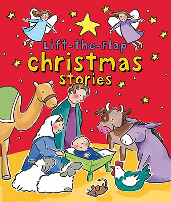 Lift-the-Flap Christmas Stories, Christina Goodings