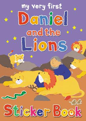 Image for My Very First Daniel and the Lions Sticker Book (My Very First Sticker Books)