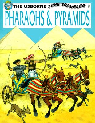 Image for Pharaohs and Pyramids (Time Traveler Series)