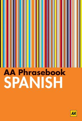 Image for AA PHRASEBOOK SPANISH