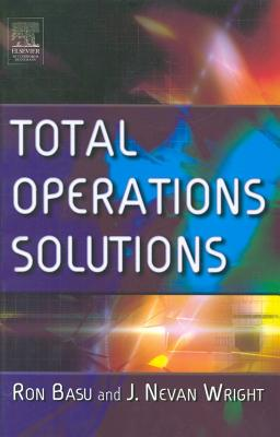 Total Operations Solutions, BASU, RON; WRIGHT, J. NEVAN.