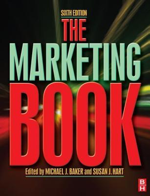 The Marketing Book, Baker, Michael; Hart, Susan