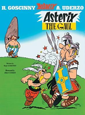 Asterix the Gaul: Album #1, Rene Goscinny