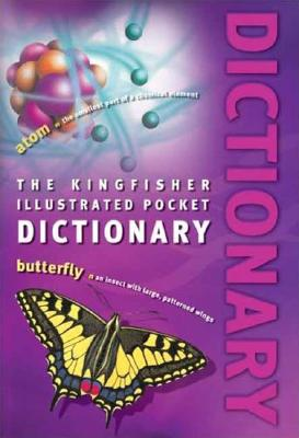 Image for Kingfisher Illustrated Pocket Dictionary