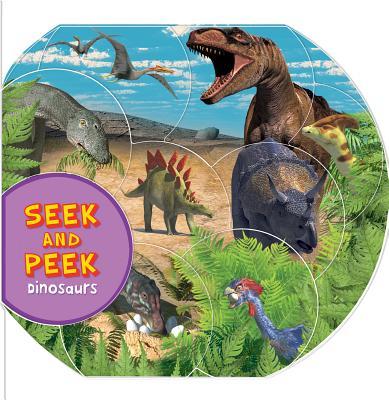 Image for Seek and Peek Dinosaurs