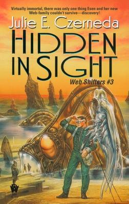 Image for WEB SHIFTERS #003 HIDDEN IN SIGHT