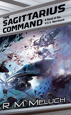 Image for The Sagittarius Command (Tour of the Merrimack)