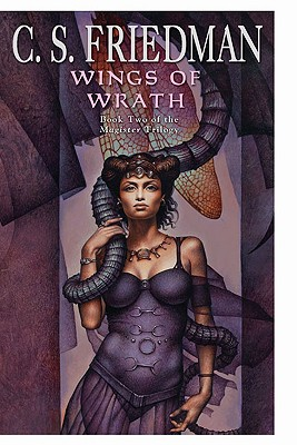 Image for WINGS OF WRATH MAGISTER TRILOGY 2