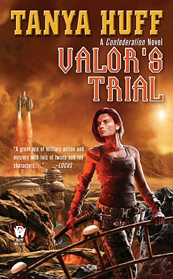 Image for Valor's Trial: A Confederation Novel (Valor Novel)