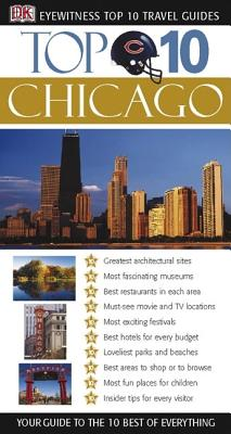 Top 10 Chicago (Eyewitness Top 10 Travel Guide), Elisa Kronish,Elaine Glusac
