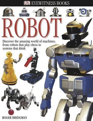Image for ROBOT (EYEWITNESS BOOKS)