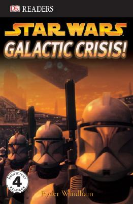 Image for Galactic Crisis (Star Wars: DK Readers, Level 4)