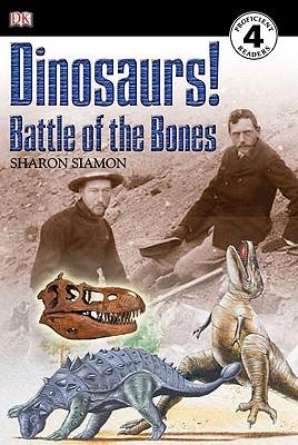 Image for DK Readers L4: Dinosaurs!: Battle of the Bones (DK Readers Level 4)