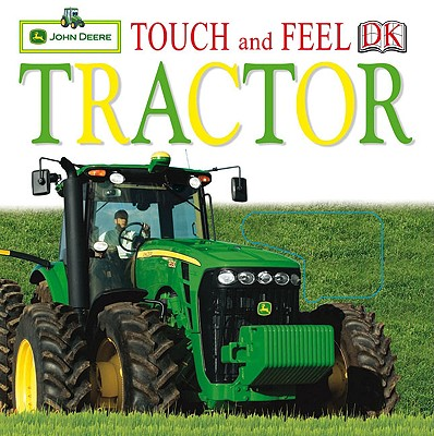 Image for TOUCH AND FEEL TRACTOR JOHN DEERE
