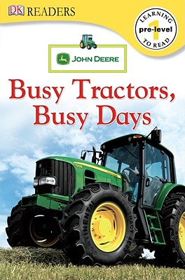 Image for Busy Tractors Busy Days