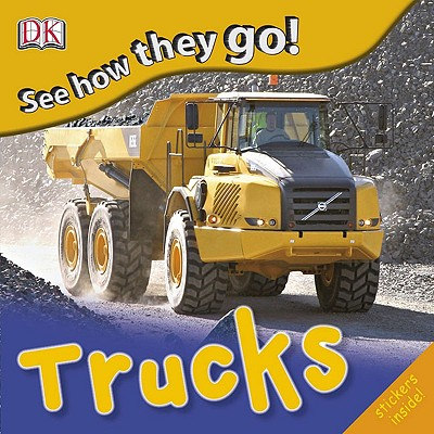 Image for See How They Go: Trucks