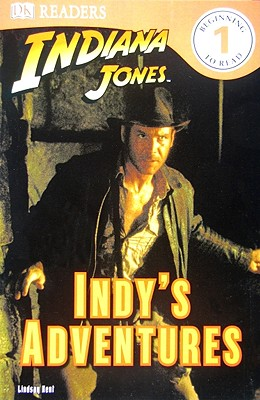 Image for Indiana Jones: Indy's Adventures (DK READERS)