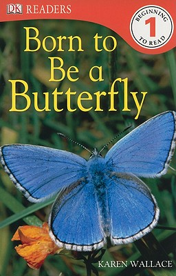 Image for DK Readers: Born to Be a Butterfly