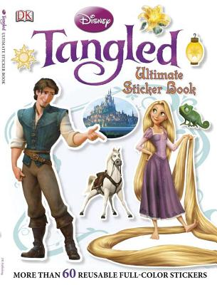 Image for Ultimate Sticker Book: Tangled (Ultimate Sticker Books)