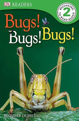 Image for DK Readers L2: Bugs Bugs Bugs! (DK Readers Level 2)
