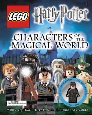 LEGO® Harry Potter: Characters of the Magical World, DK Publishing