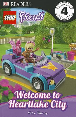 Image for DK Readers: LEGO Friends: Welcome to Heartlake City