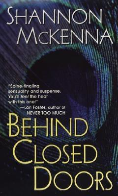 Image for Behind Closed Doors (The McCloud Brothers, Book 1)