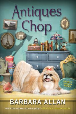 Antiques Chop (A Trash 'n' Treasures Mystery), Allan, Barbara