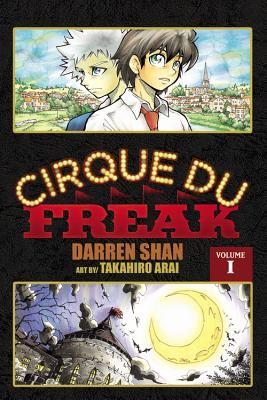 Cirque Du Freak: The Manga, Vol. 1, Darren Shan
