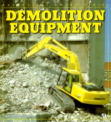 Image for Demolition Equipment (Enthusiast Color Series)