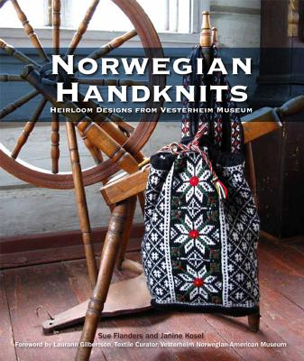 NORWEGIAN HANDKNITS: HEIRLOOM DESIGNS FROM VESTERHELM MUSEUM, KOSEL, JANINE