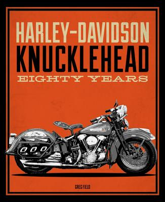 Image for Harley-Davidson Knucklehead: Eighty Years