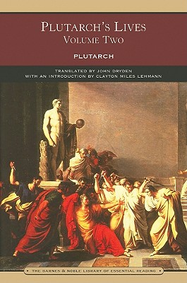 Image for Plutarch's Lives Volume Two (Barnes & Noble Library of Essential Reading)