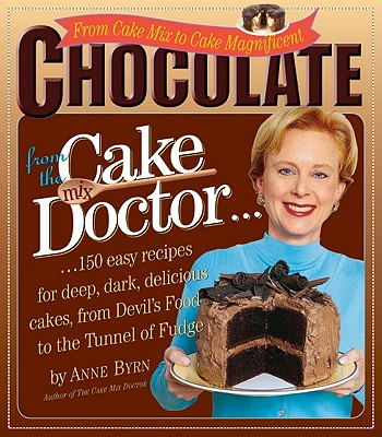 Image for CHOCOLATE FROM THE CAKE MIX DOCTOR