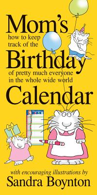 Image for Mom's Birthday Calendar