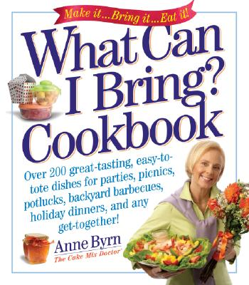 Image for WHAT CAN I BRING? COOKBOOK
