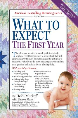 What to Expect the First Year, Heidi Murkoff