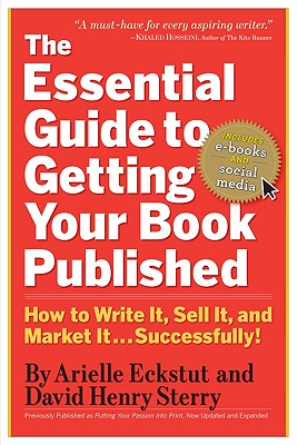 Image for ESSENTIAL GUIDE TO GETTING YOUR BOOK