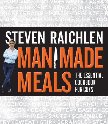 Image for Man Made Meals: The Essential Cookbook for Guys