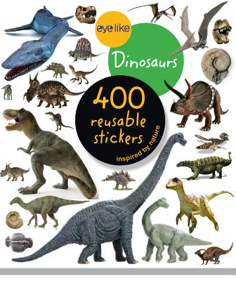 Image for Eyelike Stickers: Dinosaurs