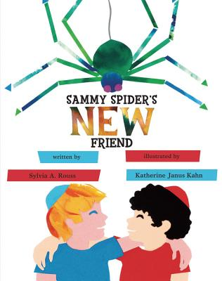 Image for Sammy Spider's New Friend (Kar-Ben Favorites) (English and Hebrew Edition)